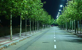LED Street Lighting Project