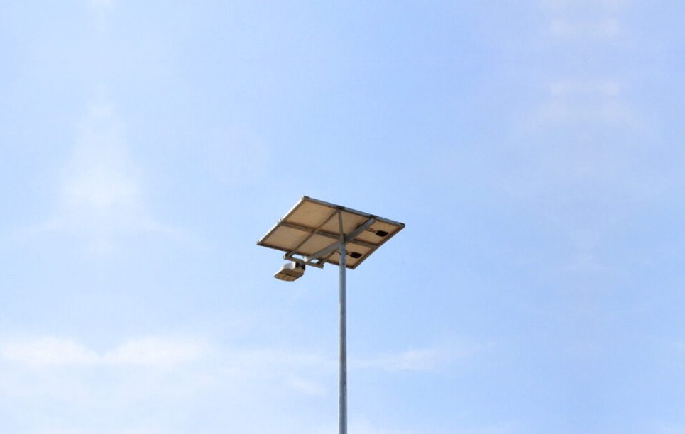 LU 2 be Solar Lighting in Vietnam