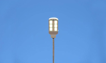 LED Street Lighting Pilot, LU6 in Palmas Brazil