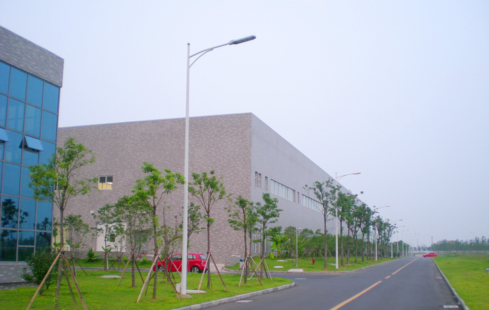LED Street Light, LU6 in Nanchang China