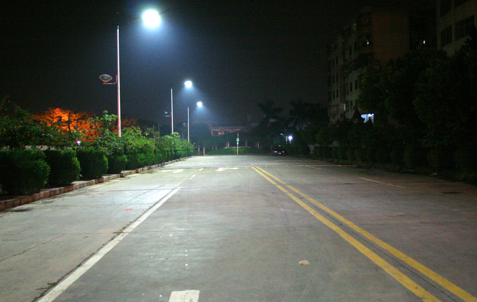 LED Street Light LU6 in Shenzhen China