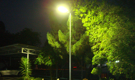 LED Street Light, LU6 in Malaysia