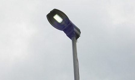 LED Street Light SP90 in Croatia