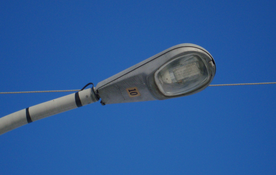 LED Street Light, SP90 in Montreal, Canada