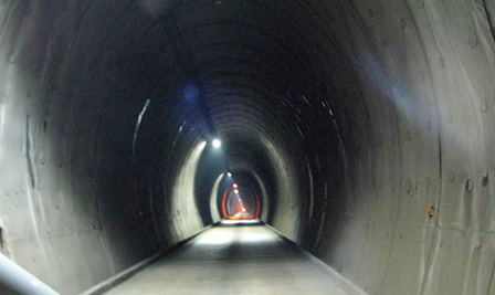 LED Tunnel Light SD2 in Argentina