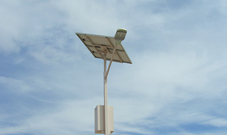 BBE Solar LED Street Light LU2 in Mexico