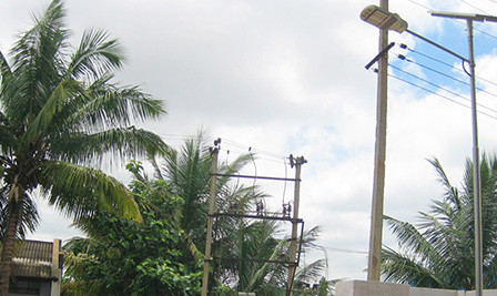 Solar LU2 series in Bangalore India