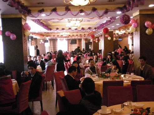 BBE 2011 New Year Banquet